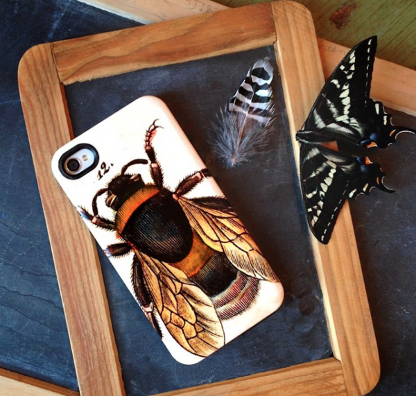 Spruce Collective: Cartolina iPhone Case $34.95
