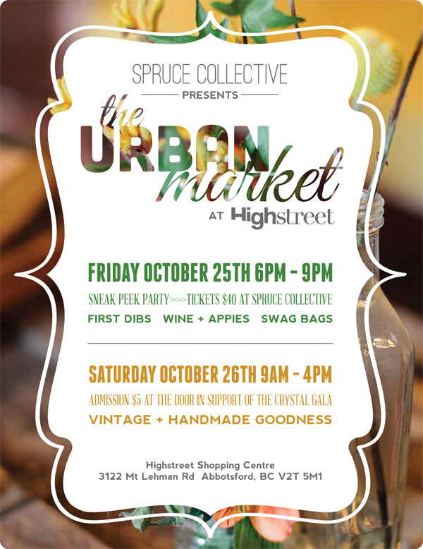Spruce Collective:TheUrbanMarketPoster-final