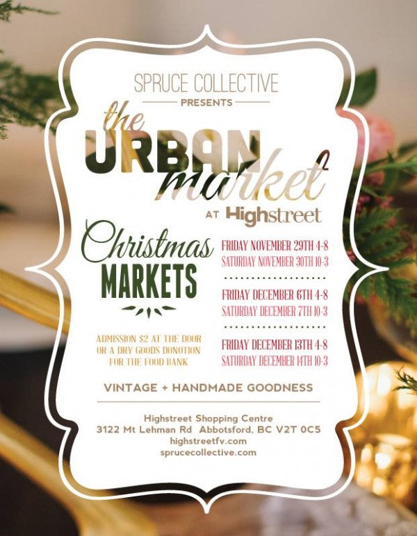 holiday-TheUrbanMarket