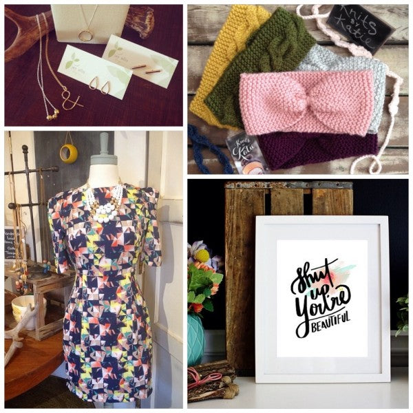 Spruce Collective: Vintage, Handmade +Boutique Goods for your Home