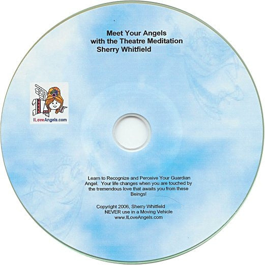 Meet Your Angels: The Theatre Meditation (Digital Download)