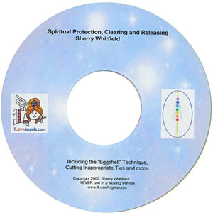 Spiritual Protection, Clearing and Releasing Meditation (Digital Download)