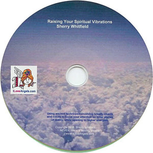 Raising Your Spiritual Vibrations Meditation (Digital Download)