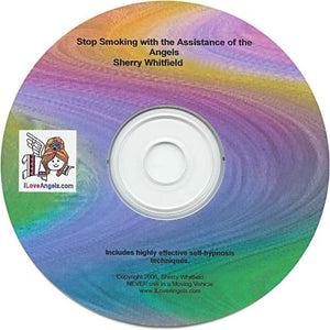 Stop Smoking with the Assistance of the Angels Meditation (Digital Download)