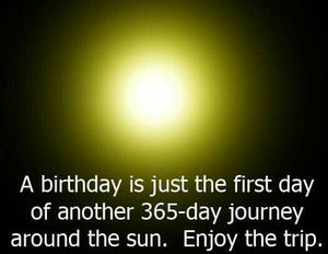 "Your Solar Return ""Birthday Report""- the upcoming yearly energetic trends - sent via e-mail"