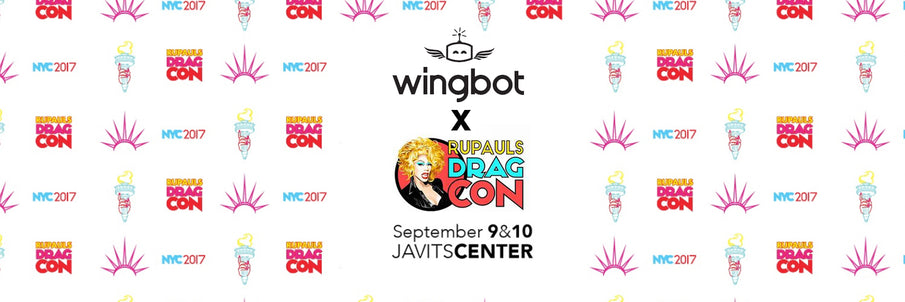 We will be attending RuPauls DragCon!