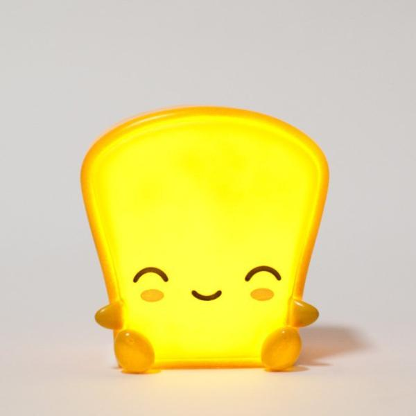 Butter Toast Lamp Light