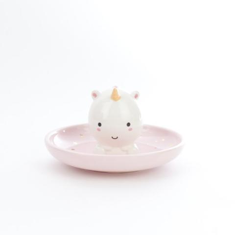 Elodie Unicorn Star Trinket Dish