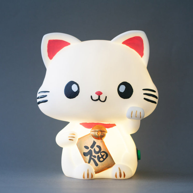 Lucky Meow Cat Lamp (Large)