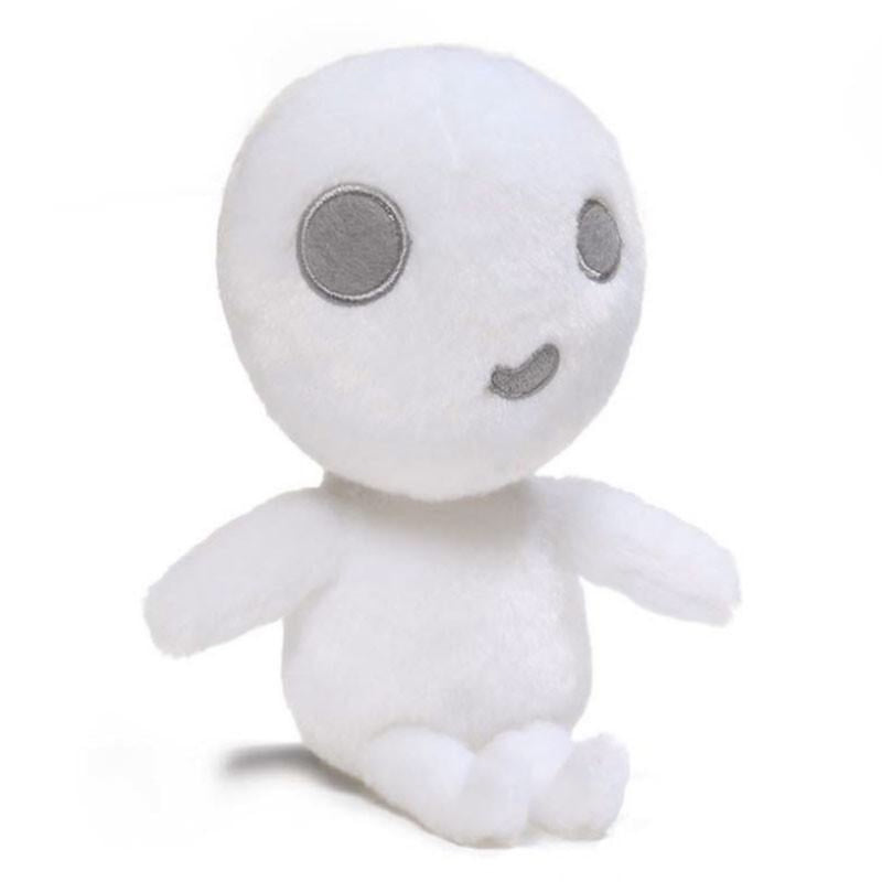 Studio Ghibli Princess Mononoke Kodama Medium Plush
