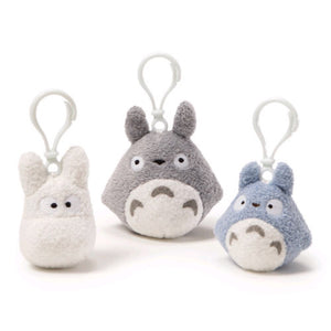 Studio Ghibli Totoro Asst. Plush Backpack Clip