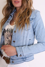 Load image into Gallery viewer, Adira Denim Jacket