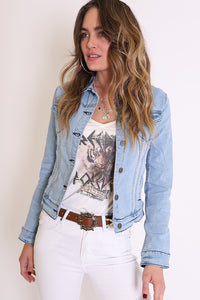 Adira Denim Jacket