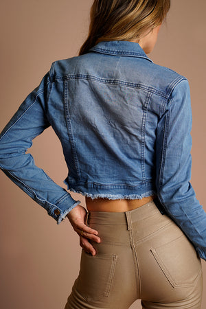 Arch Denim Jacket