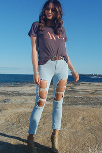 Chyka Girlfriend Jeans