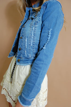 Avery Denim Jacket