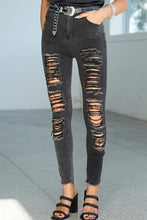 Load image into Gallery viewer, Blakely Supa High Skinny Jeans