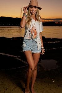 Ellery Denim Shorts