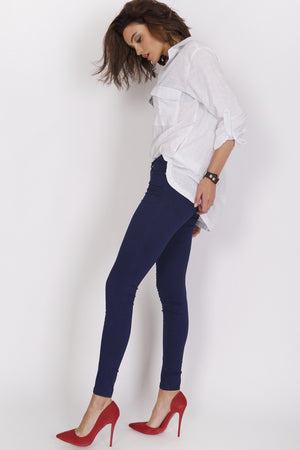 Restocked! Low Waist Navy Gelato Legs