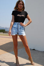 Load image into Gallery viewer, Grayson Denim Shorts