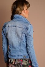 Load image into Gallery viewer, Hayden Denim Jacket