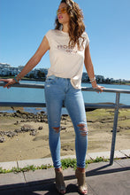 Load image into Gallery viewer, Nelina Skinny Jeans