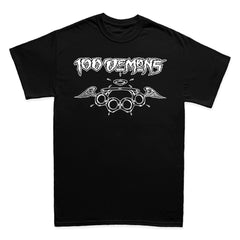 100 Demons - Connecticut Hardcore - Shop Shogun