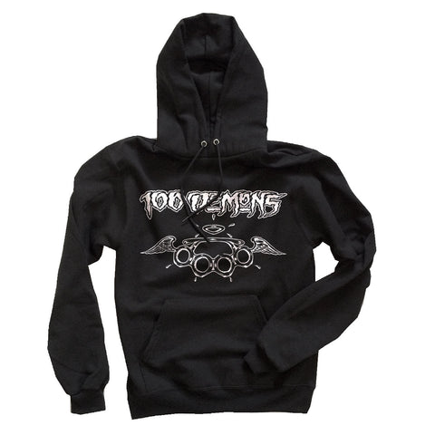 100 Demons - Knuckles (Hoodie) - Shop Shogun