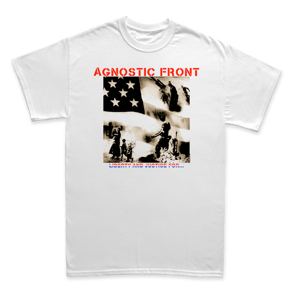 Agnostic Front - Liberty And Justice... '88 Tour Re-Issue