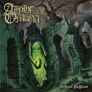 Alpha and Omega - No Rest No Peace (CD)
