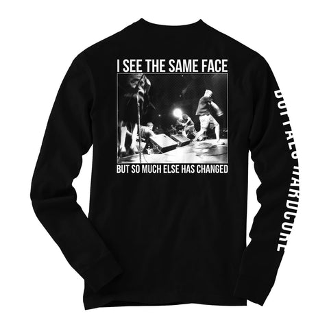 Buried Alive - Same Face (Champion Long Sleeve)
