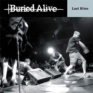 Buried Alive - Last Rites Vinyl LP - Shop Shogun