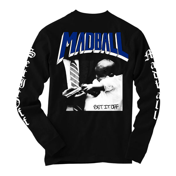 Madball - Set It Off '94 Re-Issue (Long Sleeve)