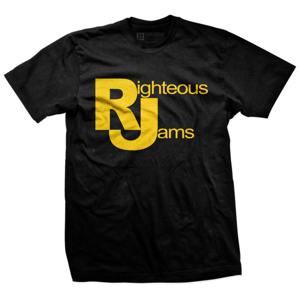 Righteous Jams - RJ (Black & Yellow) - Shop Shogun