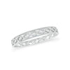 Diamond Quatrefoil Bangle
