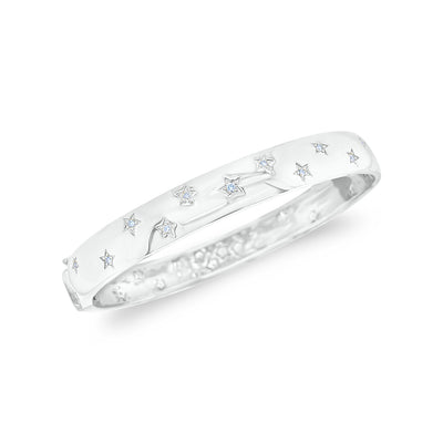 Diamond Star Bangle