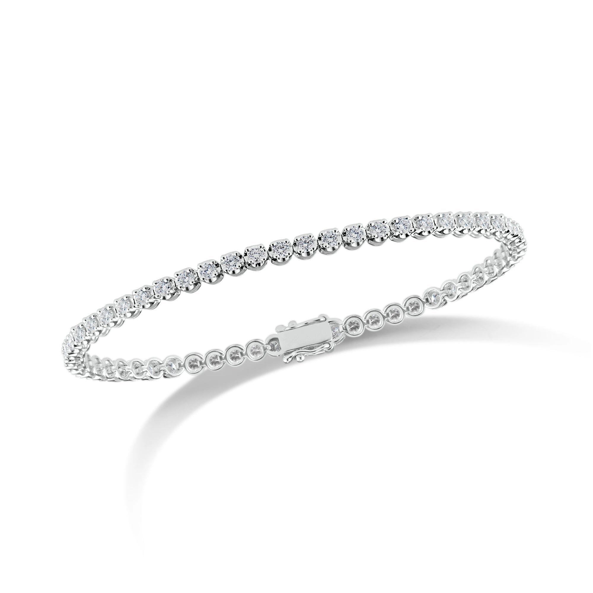 Diamond Small Tennis Bracelet