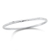 Diamond Simple Bangle Bracelet