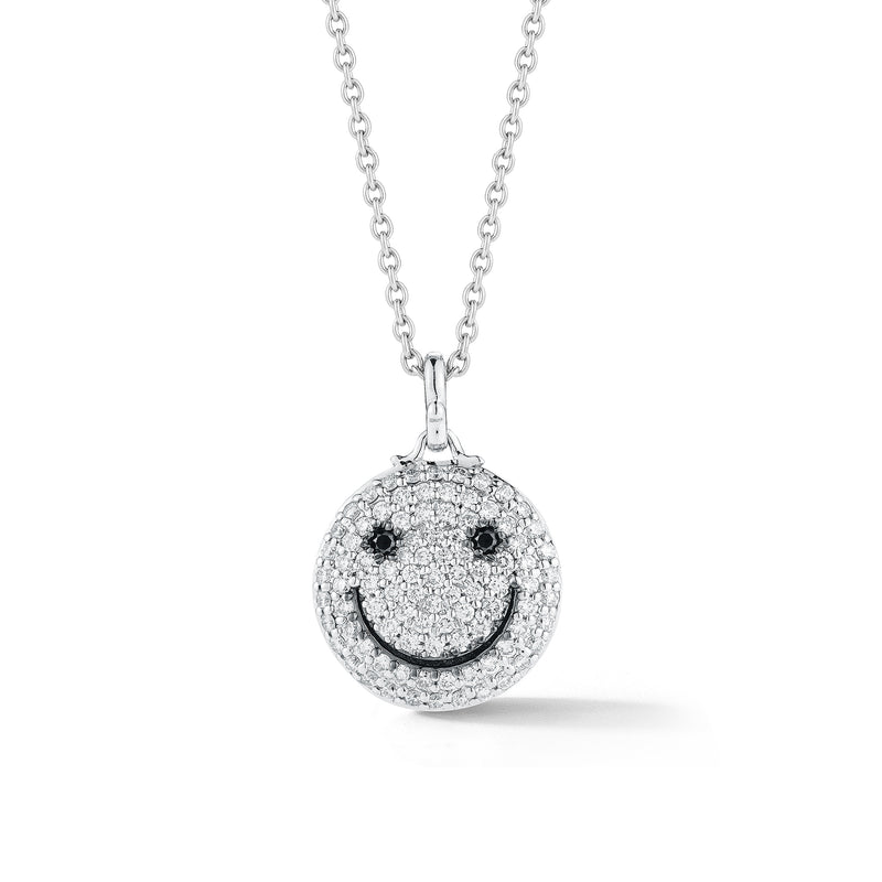 Diamond Smile Pendant