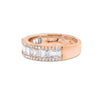 Baguette Diamond Wedding Band