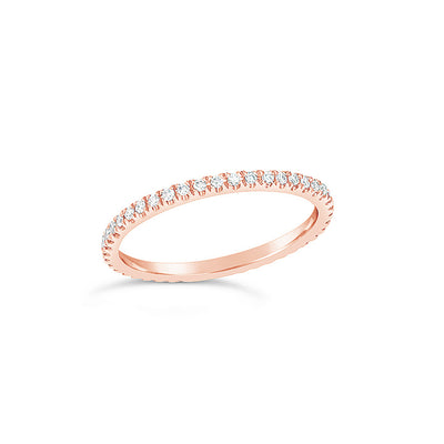 Mini Diamond Eternity Ring