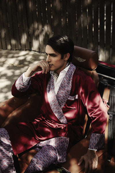 Morgan Motors Menswear Collaboration