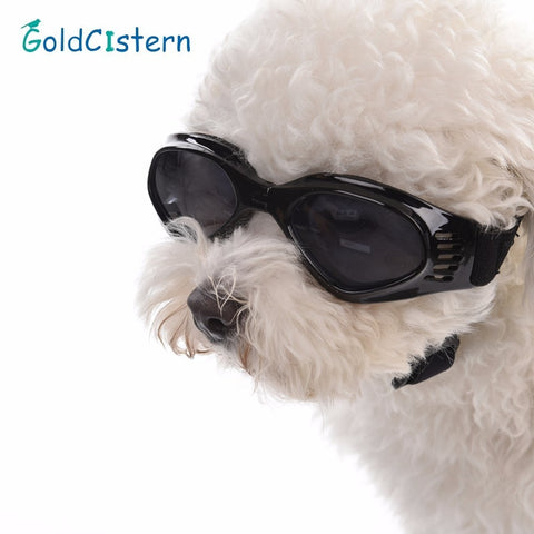 5 Colors Cute Pet Dog Sunglass  Sun Glasses Pet Cat Goggles Eye Wear Puppy Eye Protection  Pet Grooming Accessories