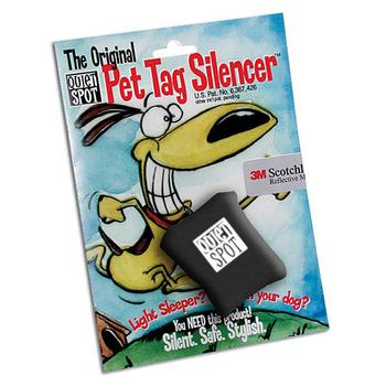 Quiet Spot Pet Tag Silencer - # 1288