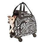 Cooper 4-Wheeled Pet Carrier
