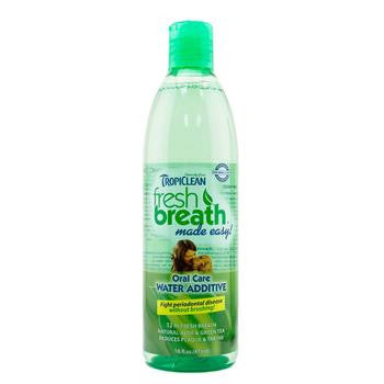 Tropiclean Fresh Breath Pet Water Additive PRS# 11039