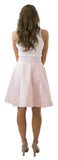 Sydney Skirt- Soft Blush- Cotton Sateen Unlined