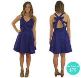 Annabelle Sorority Dress
