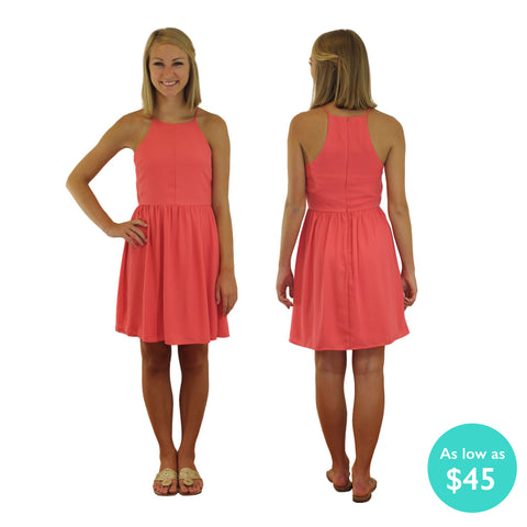 Belle Collection- Breanna Dress