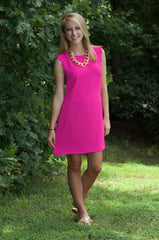 Samantha Scallop Dress